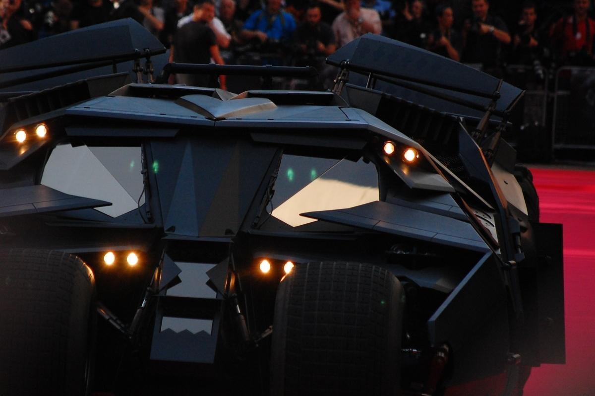 Batman, fizess!