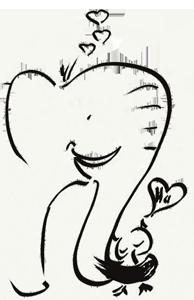 bagoly_elefántot_szeret
