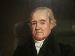 Noah Webster portréja (PD)