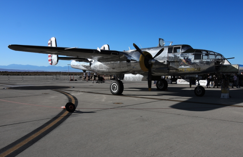 Mitchell B–25 bombázó